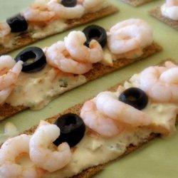 Shrimp Cream Cheese Appetizers recipe