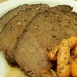 Spiced Beef Crock Pot recipe