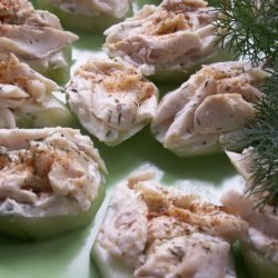 Smoked Trout & Cucumber Sandwiches recipe