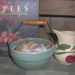 Apple Pot Pie recipe