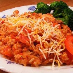 Bill's Spanish Rice recipe