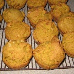 Yummy Gluten Free Pumpkin Muffins recipe