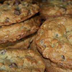 Really Great Chocolate Chip Cookies recipe