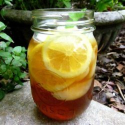 Easiest Iced Tea With Lemon recipe