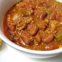 Kitchen Sink Chili recipe