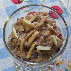 Maple Rice Pudding recipe