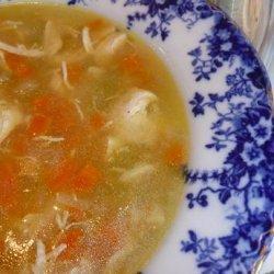 Super Simple Chicken Soup recipe