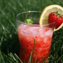 Strawberry Shag recipe