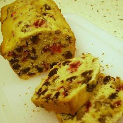 Cranberry Raisin Nut Bread recipe