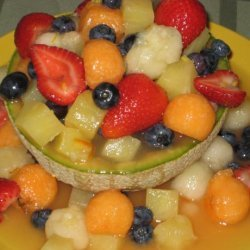 Summertime Melon Salad recipe