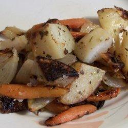 Roasted Vegetable Mix recipe