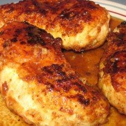 Quick Turkey or Chicken Scaloppine recipe