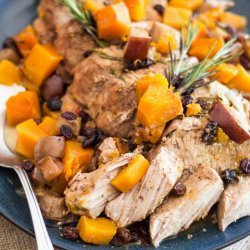 Pork and Apple Stew recipe