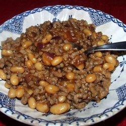 Hamburger Beans recipe