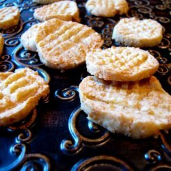 Wicklewood's Gluten Free Parmesan Thins recipe