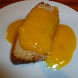 Upside Down Mango Cake recipe