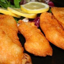 Crappie Fish Fry recipe
