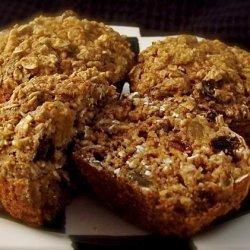 Healthy W.w Oatmeal Raisin Muffins recipe