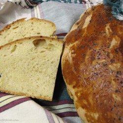 Spanish Peasant Bread recipe