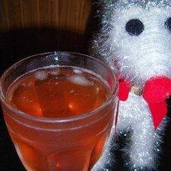 Cinnamon Apple Wine Cooler recipe