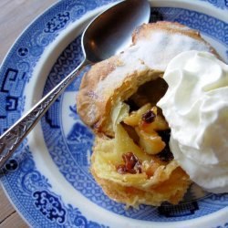Mincemeat Apple Pie recipe
