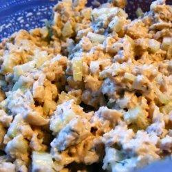 Better-Than-Tuna, Tempeh Salad recipe