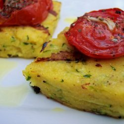 Grilled Polenta recipe