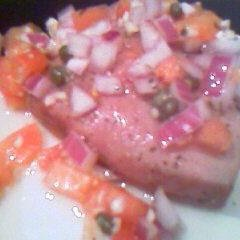 Princess Fresh Tuna Steak recipe