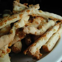Cheese Twists recipe