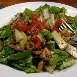 Italian Chef's Salad recipe