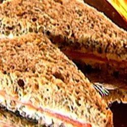 Smoked Salmon Tea Sandwiches recipe