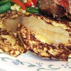 Potatoes Pancakes recipe
