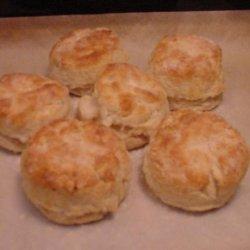 Jelly Jar Biscuits recipe