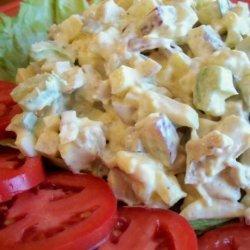 Turkey and Egg Salad recipe