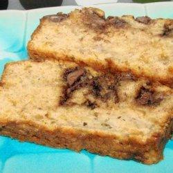 Nutella and Banana Bread recipe