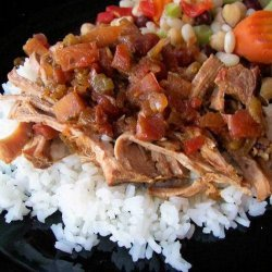 Slow Cooker Southwestern Pork Roast recipe