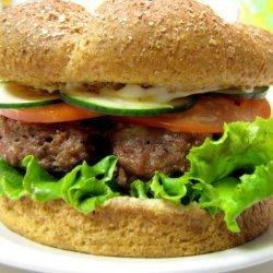 Farmer in the Dell Burgers recipe