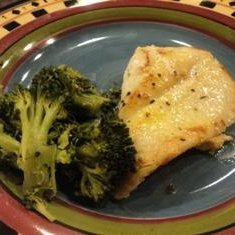 Tilapia in Butter Sauce recipe