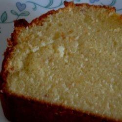 George Washington Pound Cake recipe