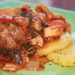 Healthy, Hearty Italian Dinner recipe