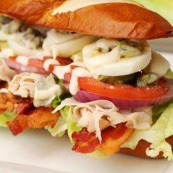 Cobb Sandwich recipe