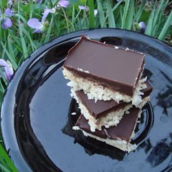 Coconut Chocolate Squares recipe