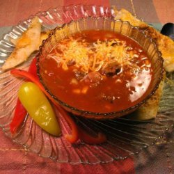 Denise's Taco Soup recipe