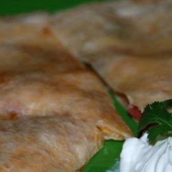 Applebee's Quesadillas recipe