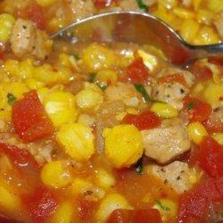Posole (Mexican Pork Stew) recipe