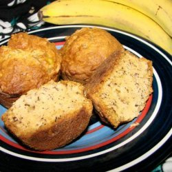 Gramma's Banana Bread Muffins recipe