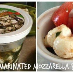 Mozzarella Tomato Salad recipe
