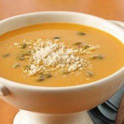 Chiarello's Roasted Butternut Squash Soup recipe