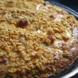 Overnight Breakfast Pie recipe
