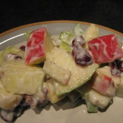 Low Fat Delicious Waldorf Salad recipe